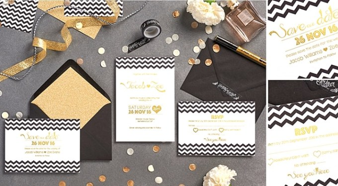Boho Loves - Wedding Stationery from Sugar & Spice Designs
