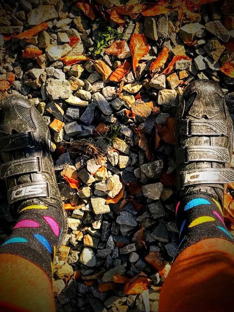 gravelem w beskidy buty