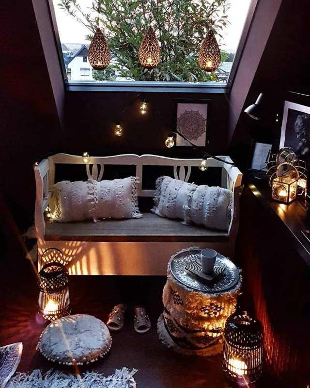 Bohemian Style Home Decor Ideas (51)
