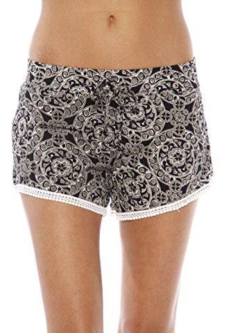 2495e4463e2 Just Love High Waisted Women Shorts – Summer Pom Pom Beach Shorts · Boho  Clothing ...