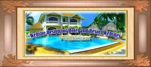 Website Design for Bangkok Hotel and Resort Websites