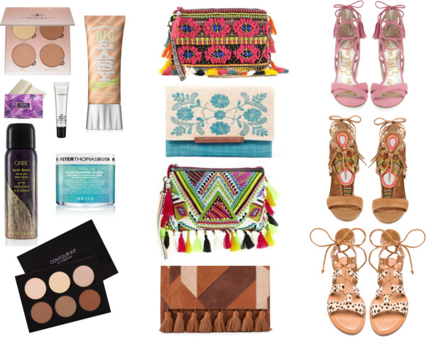 {SPRING MUST HAVES}