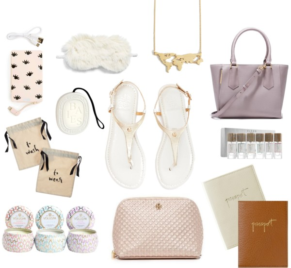 GIFT GUIDE FOR THE JET SETTER + A $1000 SHOPPING GIVEAWAY