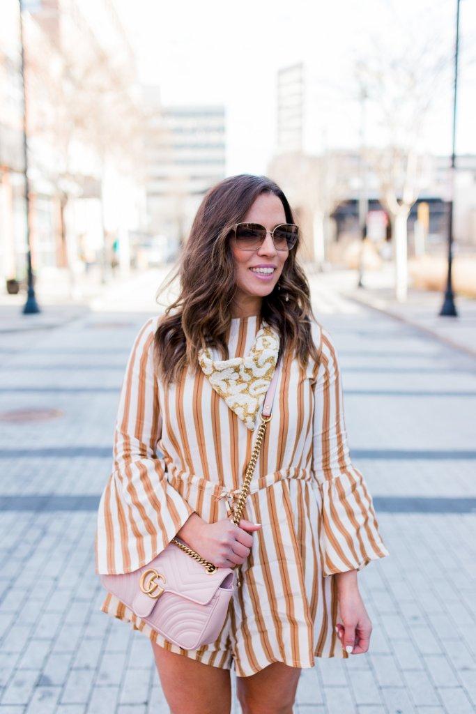 Boho Style File Fashion Blog Gucci Marmont Bag