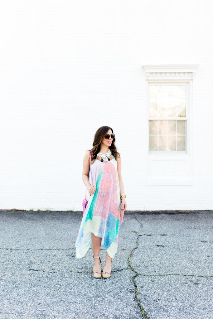 anthropologie annette maxi