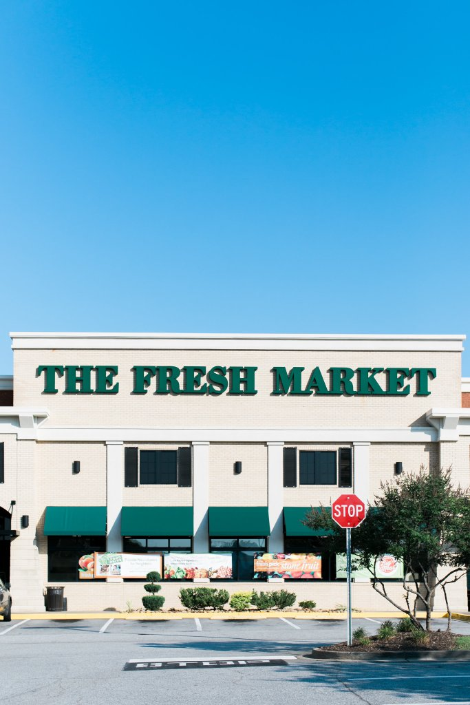 REFRESH WITH THE FRESH MARKET