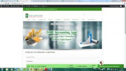 SME ACCOUNTING APP