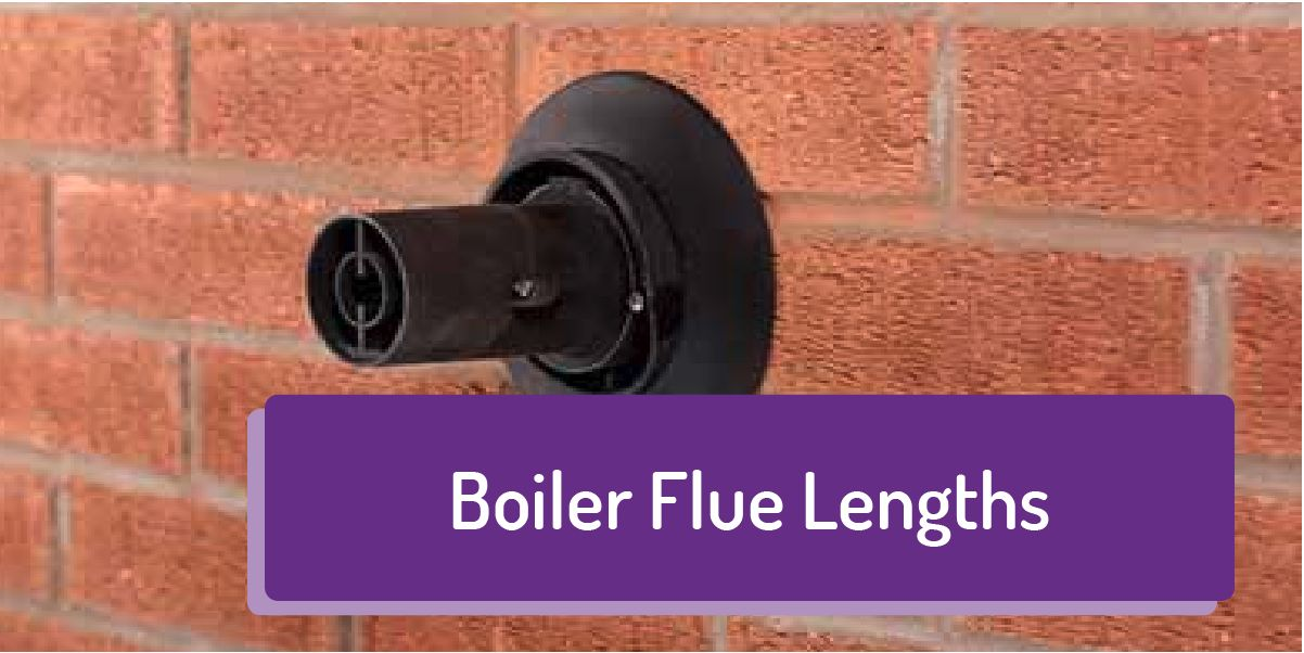 how long can a combi boiler flue be