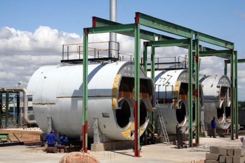 20 Ton High Pressure Boilers
