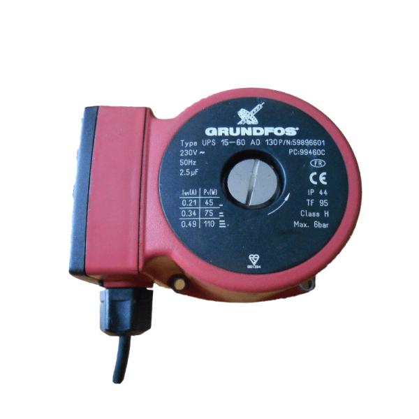 Alpha 1.015610 Pump Red