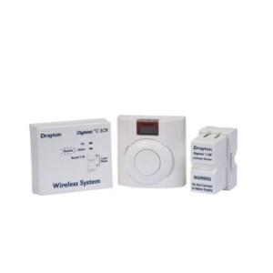 Drayton Thermostat Pack RF13616