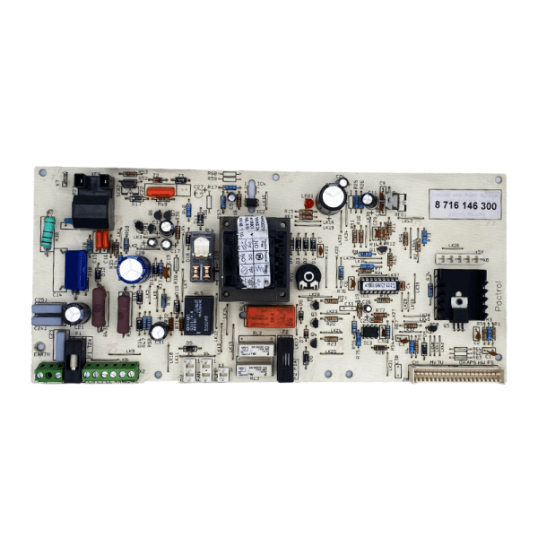 Worcester 87161463000 PCB
