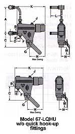 McDonnell Miller Series 67 | Boilersupplies