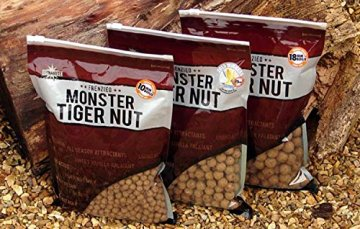 Dynamite Baits Monster Tiger Nut Boilies auf Erdmandel-Basis Dynamite 10mm - 1