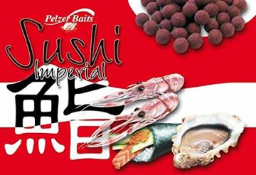 Pelzer Sushi Imperial Boilies 1 kg, Durchmesser:12mm - 3