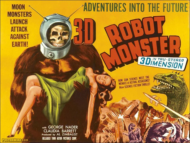 Wp-Content Uploads 2009 03 Robot Monster 080320070842