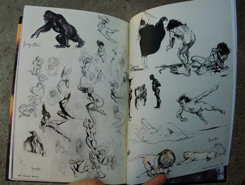 Frazetta-Rough-Work4