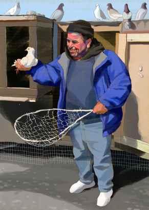 pigeon man with net.jpg