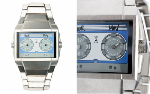 Cassette Watch