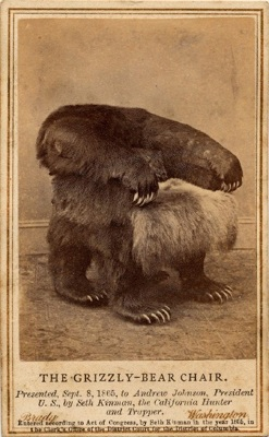 Images Grizzly Bear Chairs 2