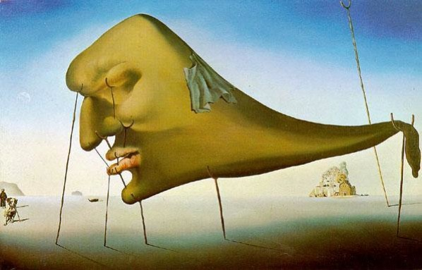 Images Salvador-Dali-The-Dream1