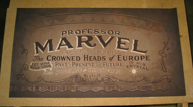 Postings Marvelbanner42.75X23.75