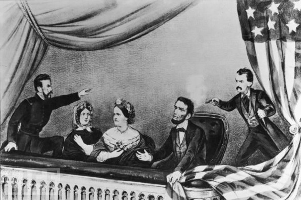 Did John Wilkes Booth Get Away Boing Boing