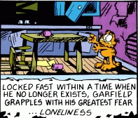 Death Of Garfield Mystery Solved Boing Boing