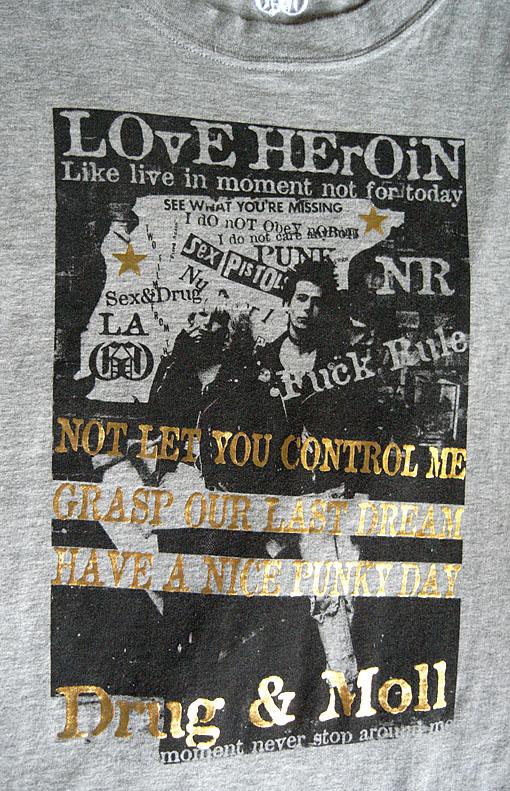 Japanese Punk T-Shirt