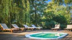 Resortul Green Village din Delta Dunării. FOTO Green Village