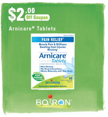 $2 Off Arnicare Tablets Coupon
