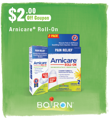 $2 Off Arnicare Roll-On Coupon