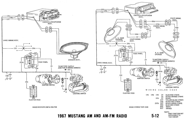Schema Electrique Mustang