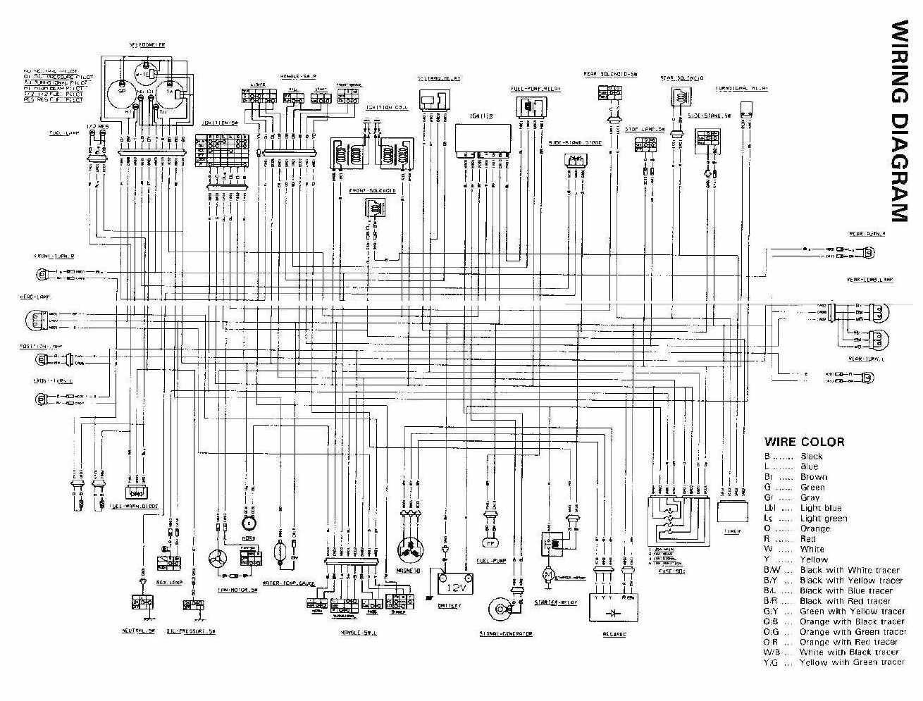 Nissan Champ Wiring Diagram