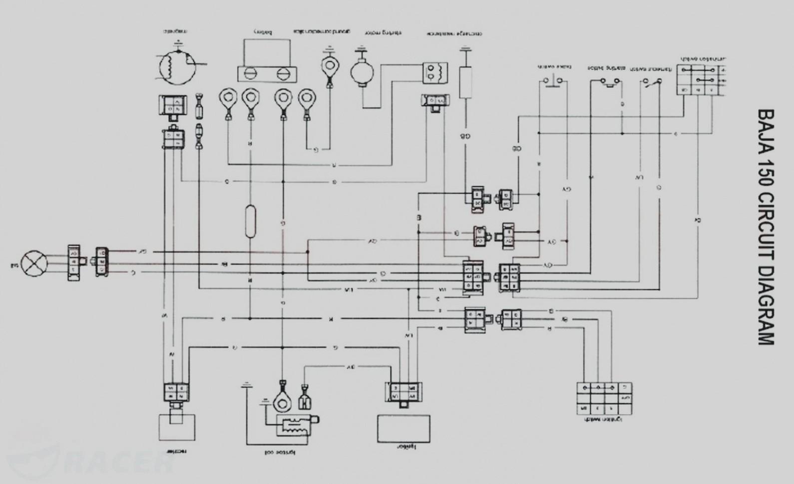Schema Electrique Quad Loncin 250
