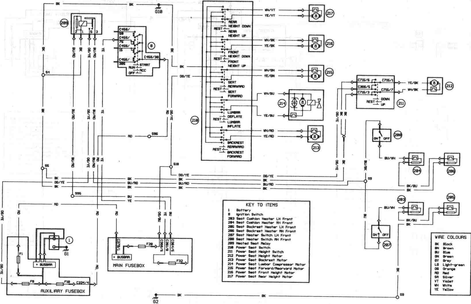 Schema Electrique Ford Focus C Max