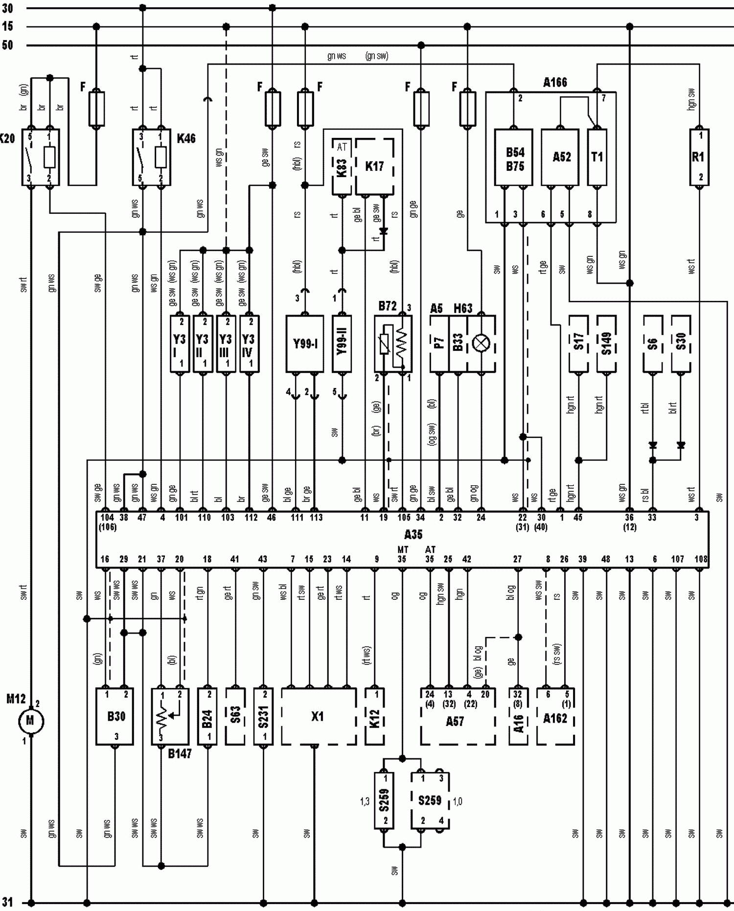 Vw Jetta Pcm Wiring Diagram