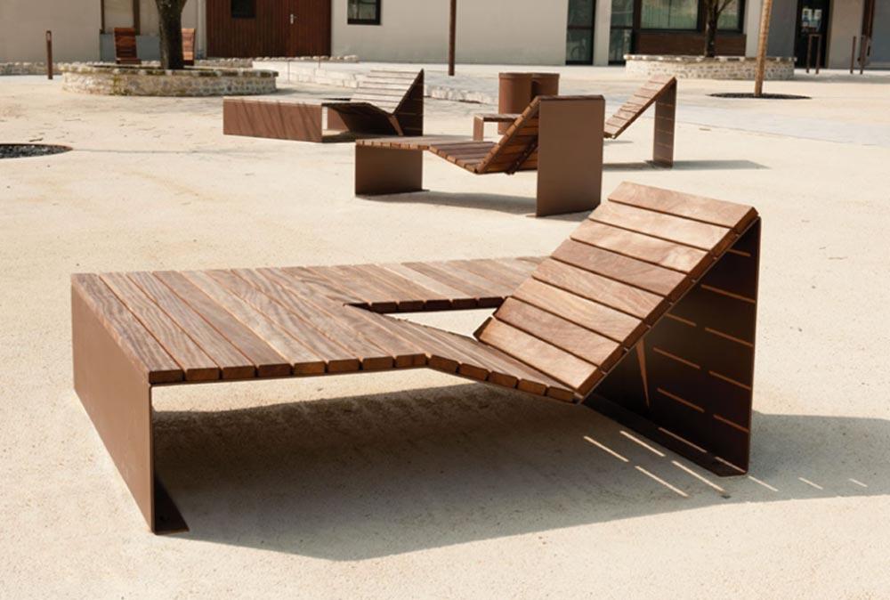 mobilier urbain les dernieres