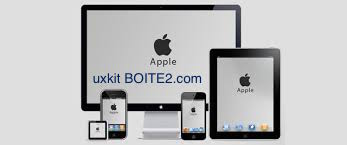 uxkit Apple BOITE2.com iMac iPhone iPad et Apple Watch xcode