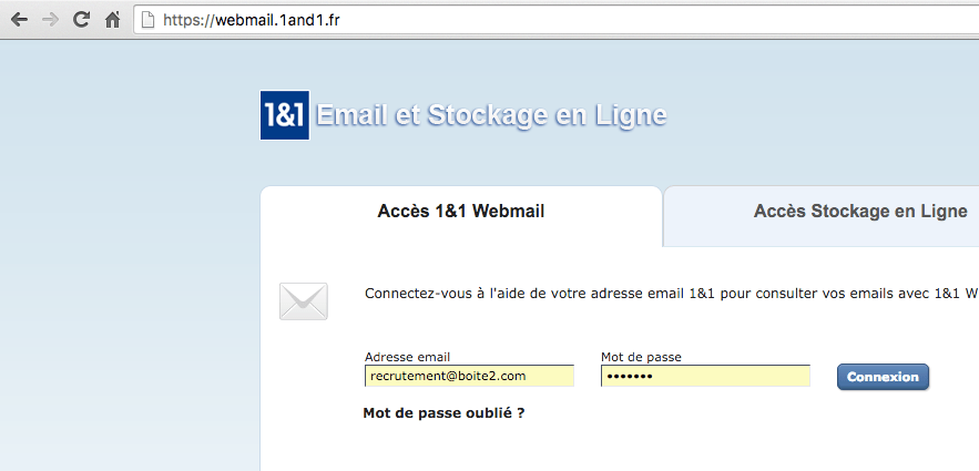 webmail.1and1.fr