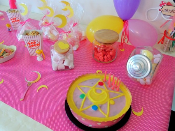 Anniversaire Sailor Moon
