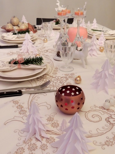 Ma table de Noël à petit budget