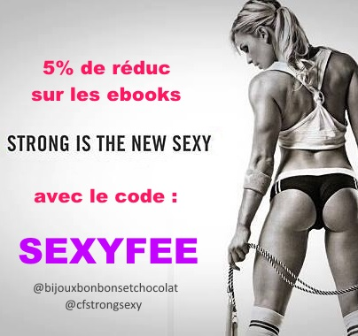 Mon aventure Strong Is The New Sexy 2 - Code promo / réduction