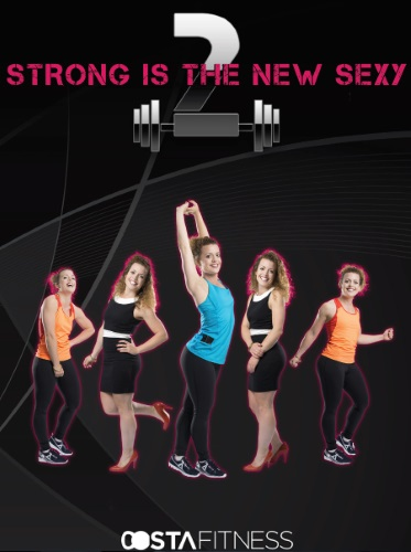 Mon aventure Strong Is The New Sexy 2