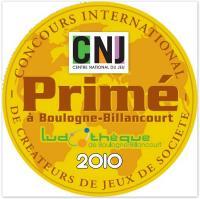 CNJ 2010, le concours international de créateurs 2010