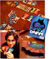 Onirim, Le jeu de Shadi Torbey