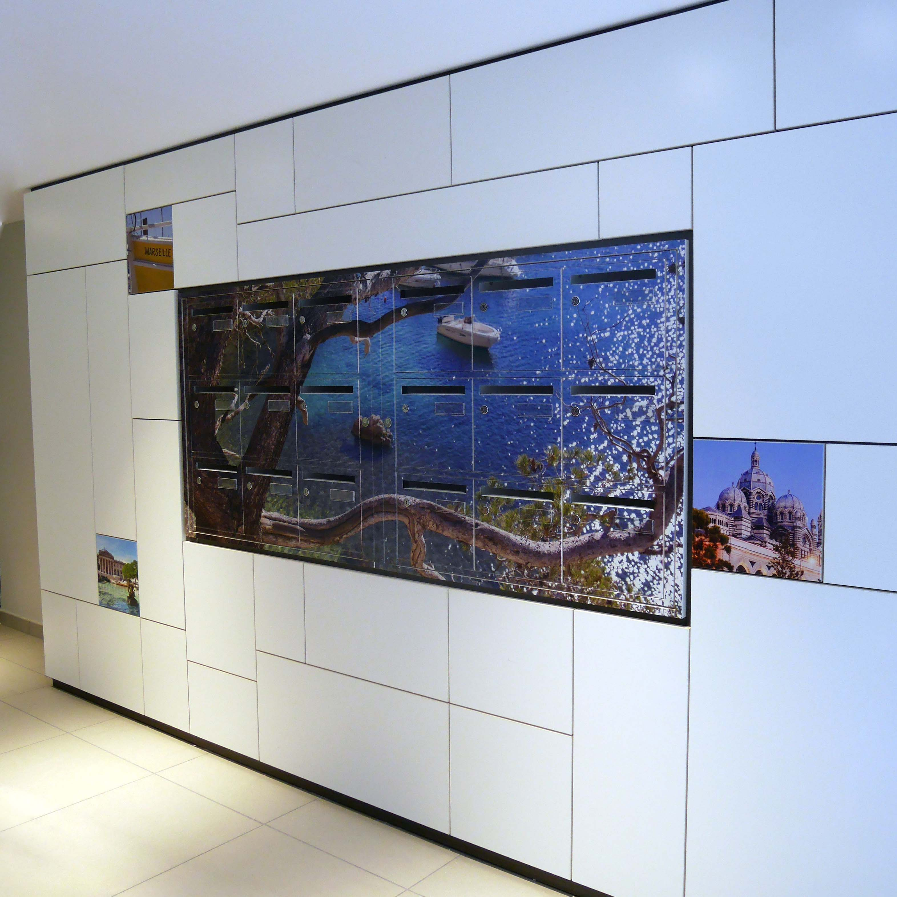 Dcoration Hall Dentre Immeuble Gallery Of Couleurs With