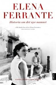 Historia-om-det-nye-namnet - Elena Ferrante