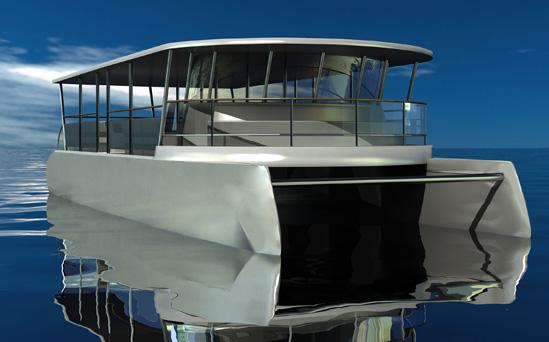 Brod na solarni pogon