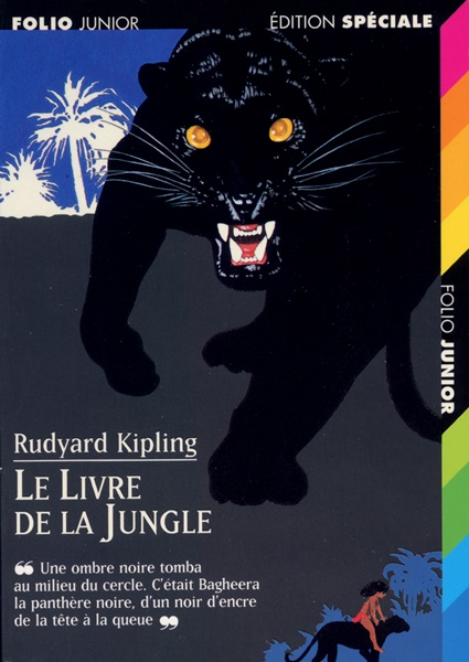 Le livre de la jungle av Rudyard Kipling
